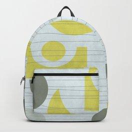 Retro Pattern II   Backpack