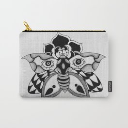 butterfly ink Carry-All Pouch