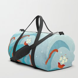 A Bad Day for Sailors Duffle Bag