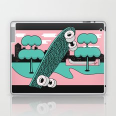 Skate or DIY Dark Roast Laptop & iPad Skin