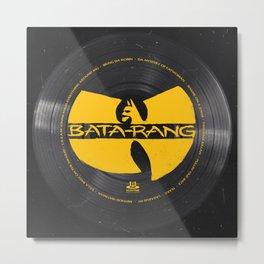 Bata-rang Clan Metal Print