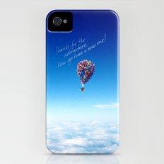 Glamorous Sky iPhone (4, 4s) Slim Case