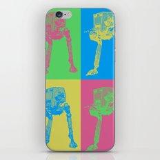 Star Wars: Pop Art AT-ST iPhone & iPod Skin