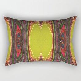 Potency of the Nectar (Secret Message) (Reflection) Rectangular Pillow
