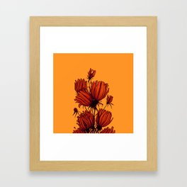 O My Heart Framed Art Print