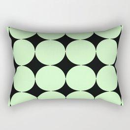 Modern Urban Tribal Pattern No.2 Rectangular Pillow