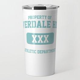 Riverdale Merch ® Riverdale High Archie KJ Apa Travel Mug
