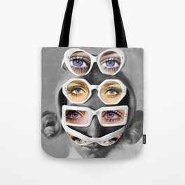 Identity crisis Tote Bag