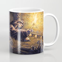 Ruins of The Nameless City Coffee Mug