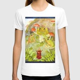 Toad Council T-shirt