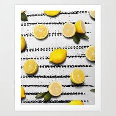 fruit 4 Art Print