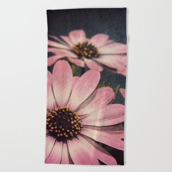 FLOWERS#99 Beach Towel