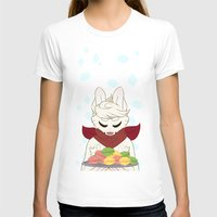 macaron T-shirts featuring Macaron Time by Timid Arts