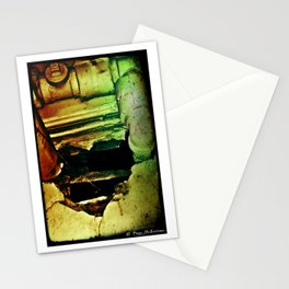 Hole Heart 1c - Ivan/Kryptonite/Dirt Stationery Cards
