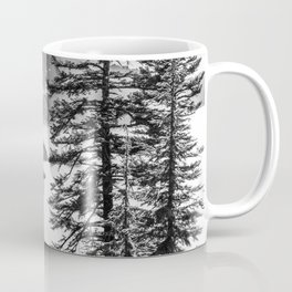 Forest Lake Retreat - Crater Lake Coffee Mug