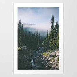 Washington III Art Print