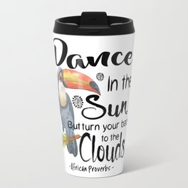 Dance in the Sun Travel Mug