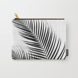 Palm Leaves #1 #minimal #decor #art #society6 Carry-All Pouch