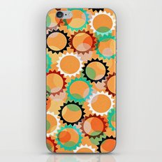 Smells like flowers and sun iPhone & iPod Skin