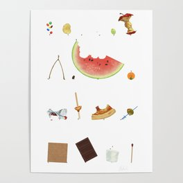 Ant Potluck Poster