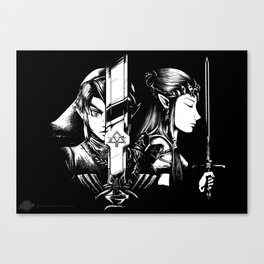 To Protect Canvas Print