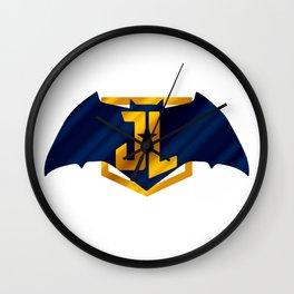 Bat Knight 2 Wall Clock