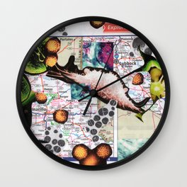 Germification Wall Clock