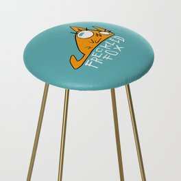 Freckled Fox Counter Stool