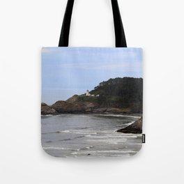 Heceta Head Lighthouse Tote Bag