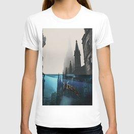 City under water T-shirt