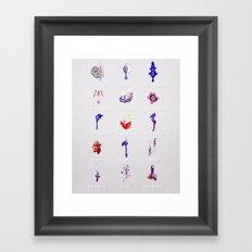 Armoury Framed Art Print