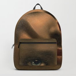 The Last Mirror, Female Portrait Backpack