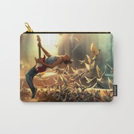 Do more than just exist Carry-All Pouch