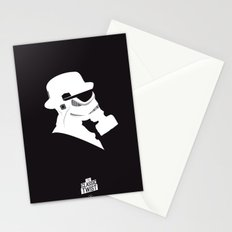 Storm Trooper Gas Mask  Stationery Cards