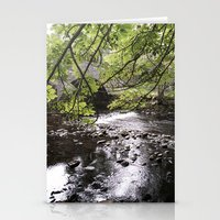 bridge Stationery Cards featuring Bridge   by Mark Spence