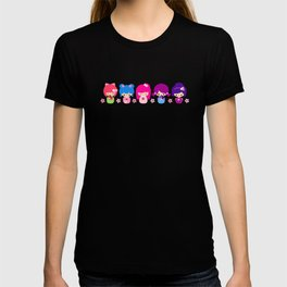 Kawaii Kokeshi J-Pop! T-shirt