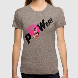 Girl POWER! Warrior Princess T-shirt