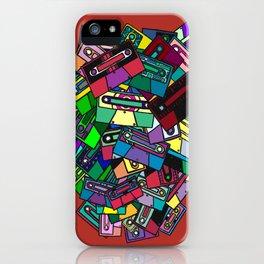 Music Binds Souls iPhone Case