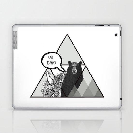 oh baby Laptop & iPad Skin
