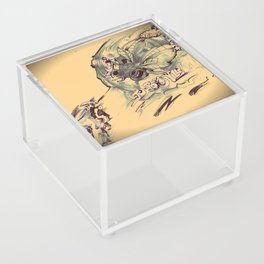 Be Still! Worker Bee. :D Acrylic Box
