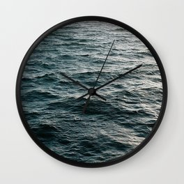 Water Collection I Wall Clock