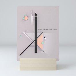 CAK Mini Art Print