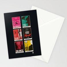 Bond #3 Stationery Cards