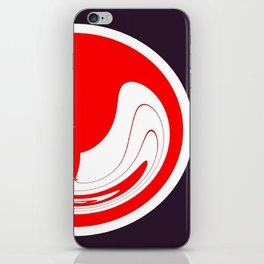 The symbol #II iPhone Skin