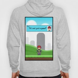 It's not just a Game! [Male Version 1] Hoody