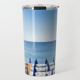 Morning Beach Travel Mug