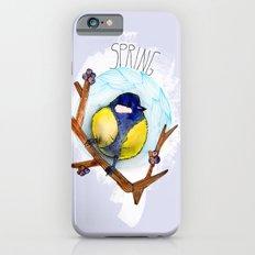 Spring birdy / Nr. 3 iPhone 6s Slim Case