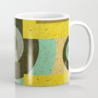 antique Mugs featuring antique by simay
