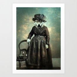 mèregrand ...  Art Print