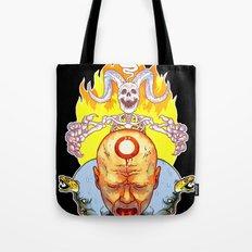 Dead Vision Serpent Tote Bag